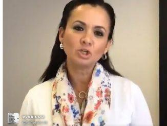 Marcela Aguiñaga insulta a Ana Galarza